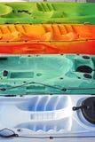 Kayaks Stock Images