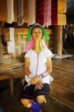 kayan kvinna för lahwipadongstam Royaltyfria Bilder