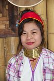Kayan Lahwi woman Stock Images