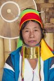 Kayan Lahwi woman Royalty Free Stock Photo
