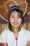 Kayan Lahwi woman Stock Photo