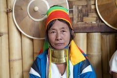 Kayan Lahwi woman Stock Photos