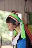 Kayan Lahwi woman Royalty Free Stock Photo
