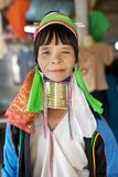 Kayan Lahwi woman Stock Photography