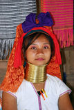 Kayan woman. The Kayan are a group of the Karenni people, a Tibeto-Burman ethnic minority of Burma (Myanmar Stock Images