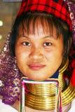 Kayan woman Stock Images