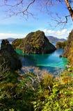 Kayangan lake View Stock Image