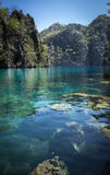 Kayangan See Stockfoto