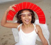 Kayla Christine Arellano royalty free stock photo