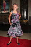 Kaylee Dodson Legally Blonde Play premiär Royaltyfri Bild