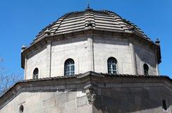 Kayseri的老建筑。 库存照片
