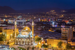 Kayseri city, Turkey Stock Image