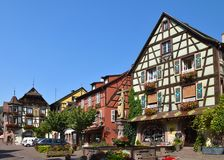 Kaysersberg, Alsace – Elsaß, France Stock Photos