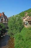 Kaysersberg,Alsace,France Stock Photography