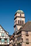 Kaysersberg, Alsacia Imágenes de archivo libres de regalías