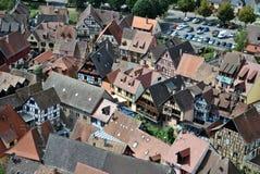 Kaysersberg, Alsacia Fotografía de archivo libre de regalías