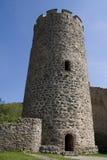 Kaysersberg, giro du château della La fotografia stock libera da diritti