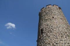 Kaysersberg, la tour du château Royalty Free Stock Photo