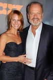 Kayte Walsh, Kelsey Grammer Stock Photos