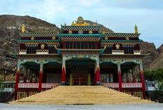 Kaza-Kloster Himachal Pradesh lizenzfreie stockfotos