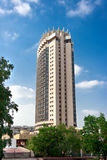 Kazachstan hotel, Almaty Obraz Royalty Free
