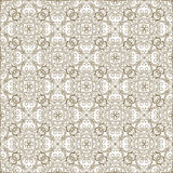 Kazakh, Asian, floral, floral seamless patterns.Golden oriental Royalty Free Stock Photo