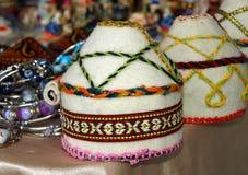 Kazakh cap Stock Image