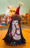 Kazakh doll Royalty Free Stock Image