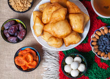 Kazakh food Royalty Free Stock Photo