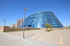 The Kazakh National University of Arts in Astana Stock Image