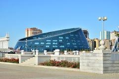 The Kazakh National University of Arts in Astana Royalty Free Stock Photos