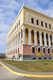 The Kazakh State University of Law in Astana Royalty Free Stock Photo