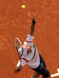 Kazakh tennis player Mikhail Kukushkin Royalty Free Stock Photography