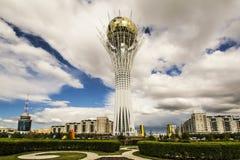 kazakhstan astana immagine stock libera da diritti