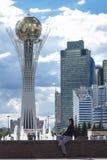 kazakhstan astana image stock