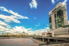 kazakhstan astana immagini stock libere da diritti