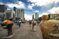 kazakhstan astana EXPO - 2017 Fotografie Stock