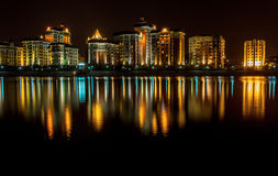 Kazakhstan capital city Astana Royalty Free Stock Images