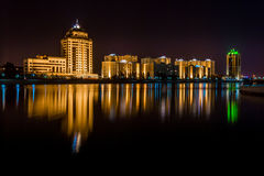 Kazakhstan capital city Astana Stock Images