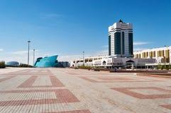Kazakhstan Central Concert Hall in Astana Royalty Free Stock Photos