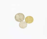 Kazakhstan coins Royalty Free Stock Images