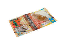 Kazakhstan-Geld. lizenzfreies stockfoto
