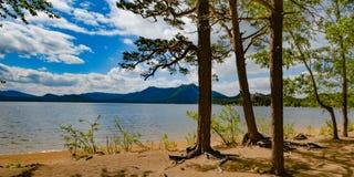 kazakhstan Lago Borovoe Fotografía de archivo
