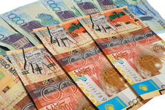 Kazakhstan money. Stock Image