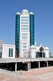 Kazakhstan Parliament Building Royalty Free Stock Photography