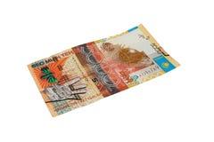 kazakhstan pieniądze Zdjęcie Royalty Free