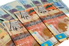 kazakhstan pieniądze Obraz Stock