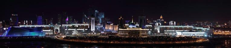 kazakhstan slottpresident Fotografering för Bildbyråer