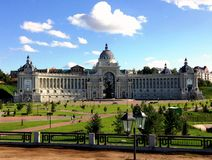 Kazan αρχιτεκτονική Στοκ εικόνα με δικαίωμα ελεύθερης χρήσης