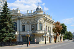 Kazan, Ζ ν Σπίτι Ushkovoy Στοκ Εικόνα